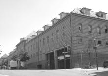 parkhaus wilhelmgalerie in ludwigsburg. Black Bedroom Furniture Sets. Home Design Ideas