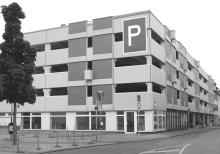 Parkhäuser Mönchengladbach